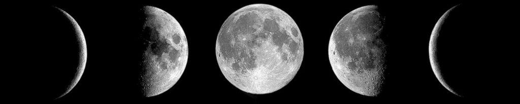 фази на луната