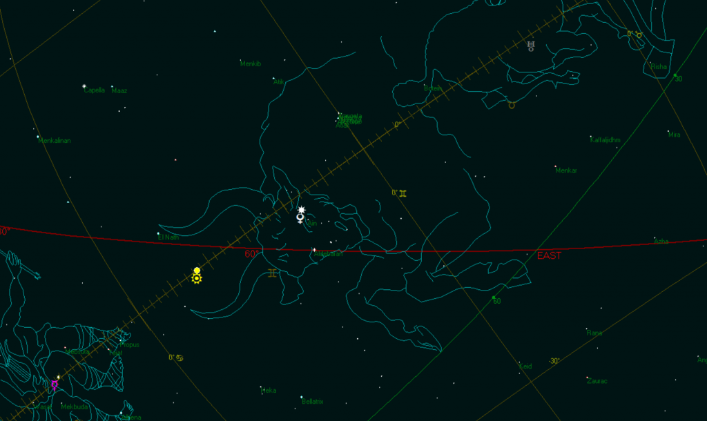 Изгрев на Венера